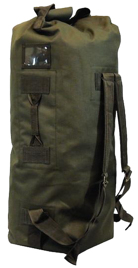 "tall army duffle bag30""(item#TA030/6)"