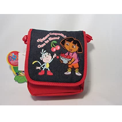 Dora the Explorer Mini Shoulder Coin Bag travel Shoulder Pouch