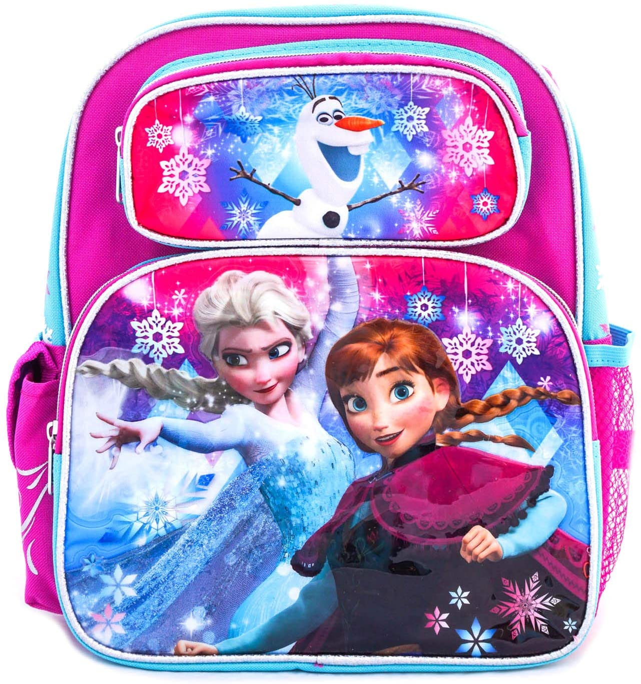 Frozen 12 Inch Small Backpack Anna & Elsa Disney