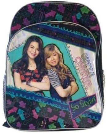 iCarly Large Backpack - Outta Control