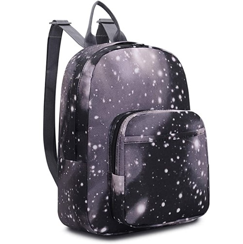 "Bravo! BTS Classic 11"" Backpack - Galaxy Black"