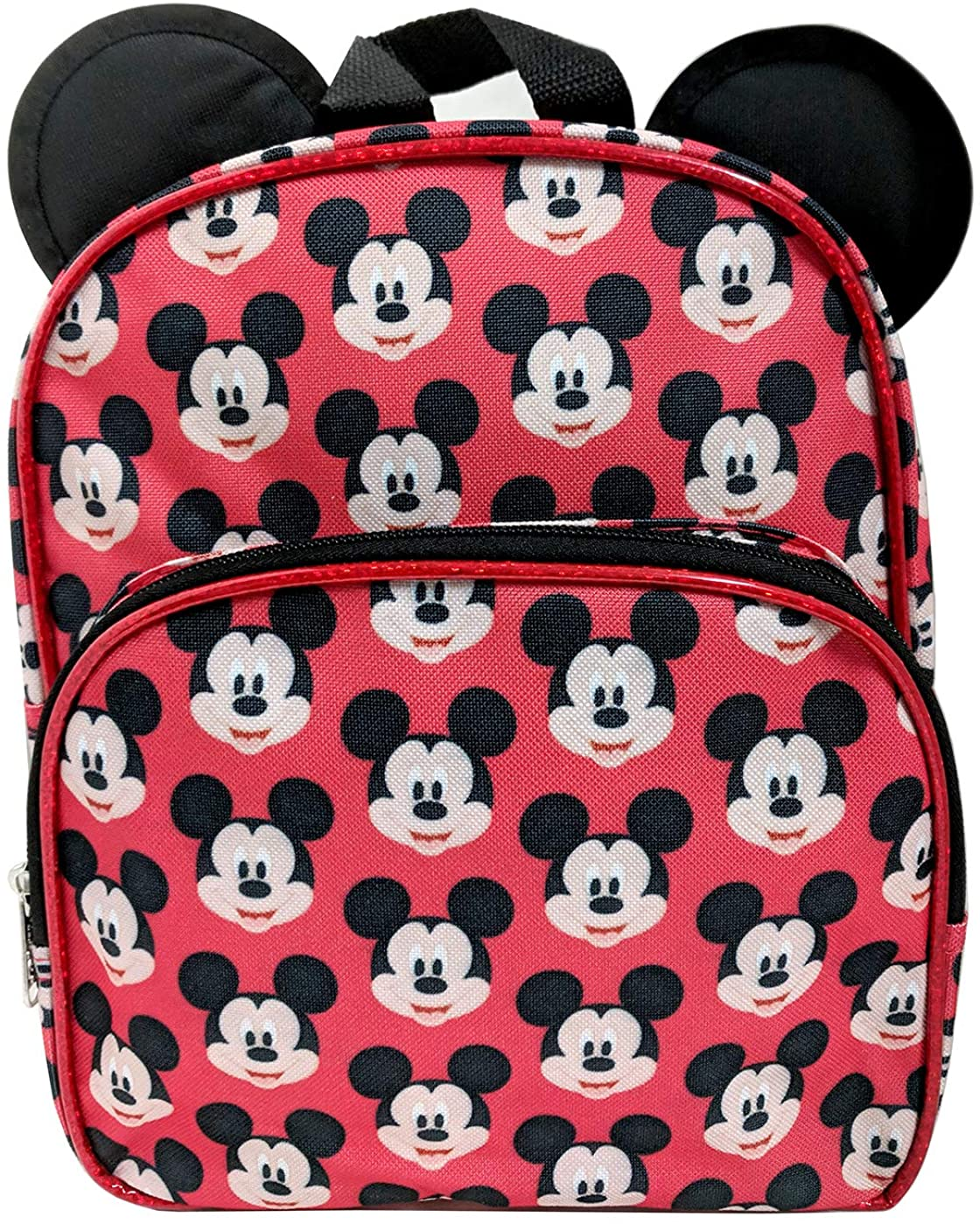 Disney Mickey Mouse Ear Mini Backpack - 10""