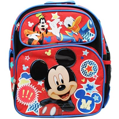 "Mickey Mouse Magic Stars 12"" Backpack"