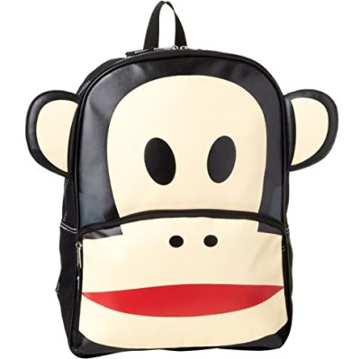 "Paul Frank Big Girls' Die Cut 16"" Julius Backpack"