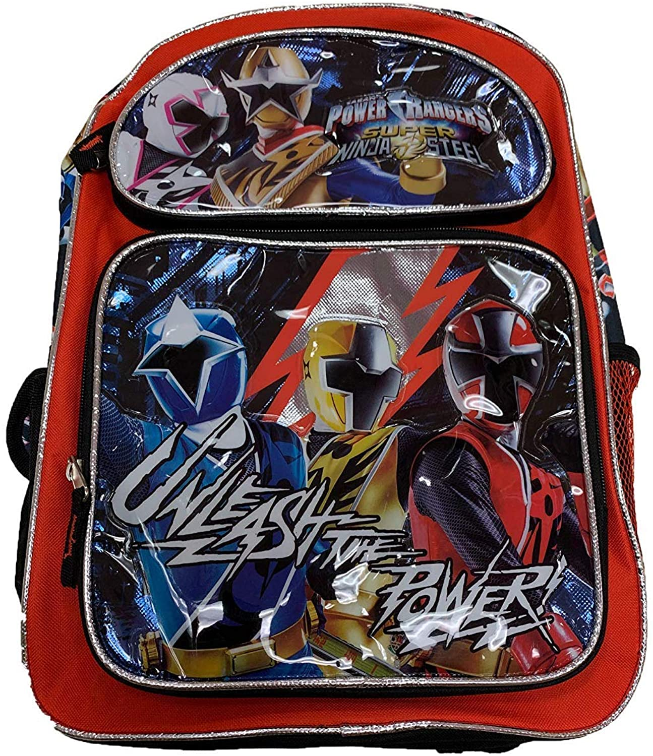 Saban's Power Rangers 16 Inch Large Backpack