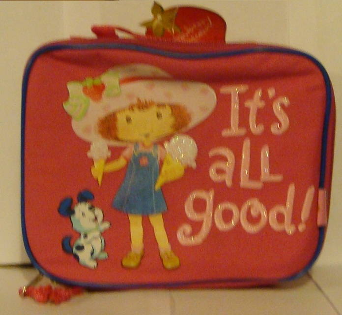 strawberry lunch box(item#st4232)