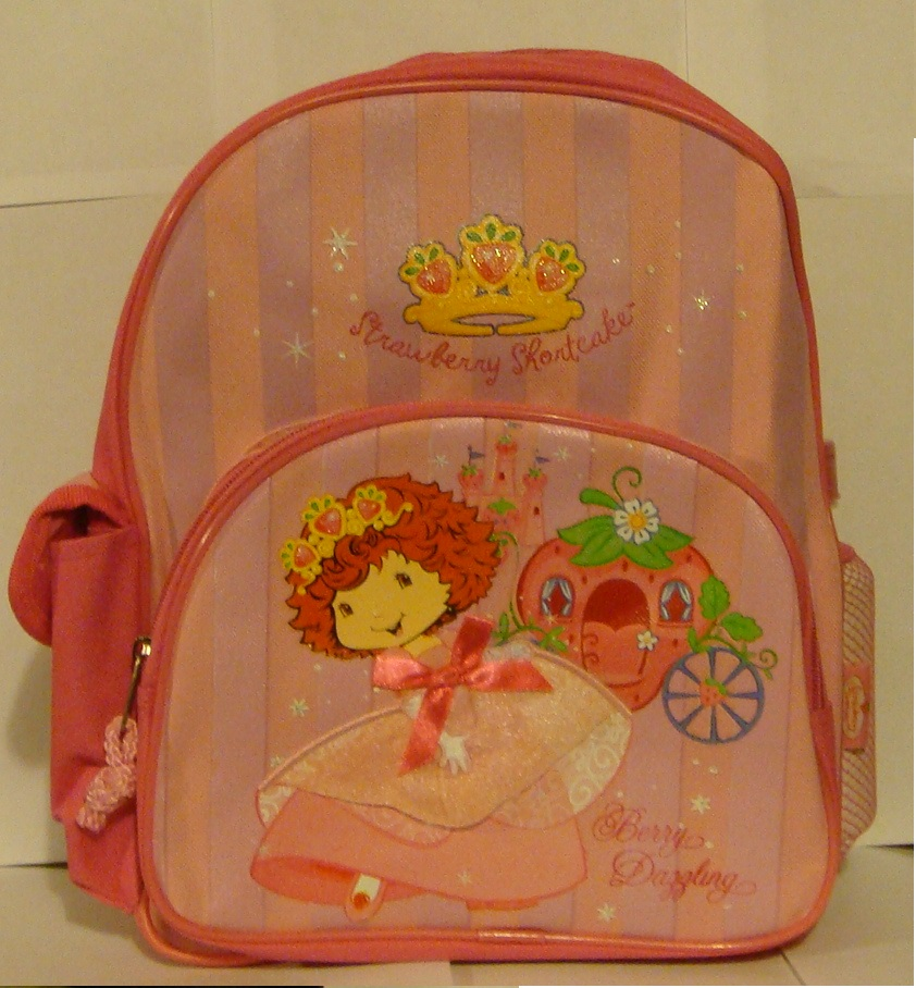 strawberry med backpack(item#st34298)