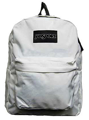 jansports backpack(item#T501WHX/6)