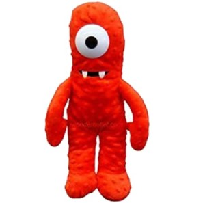 "Yo Gabba Gabba: Muno 18"" Plush Backpack"
