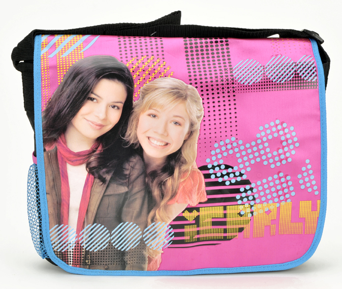 iCarly Messenger Bag 80024