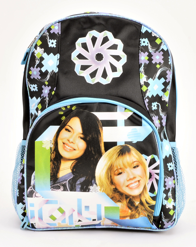 "iCarly 16"" Large Backpack (80713)"