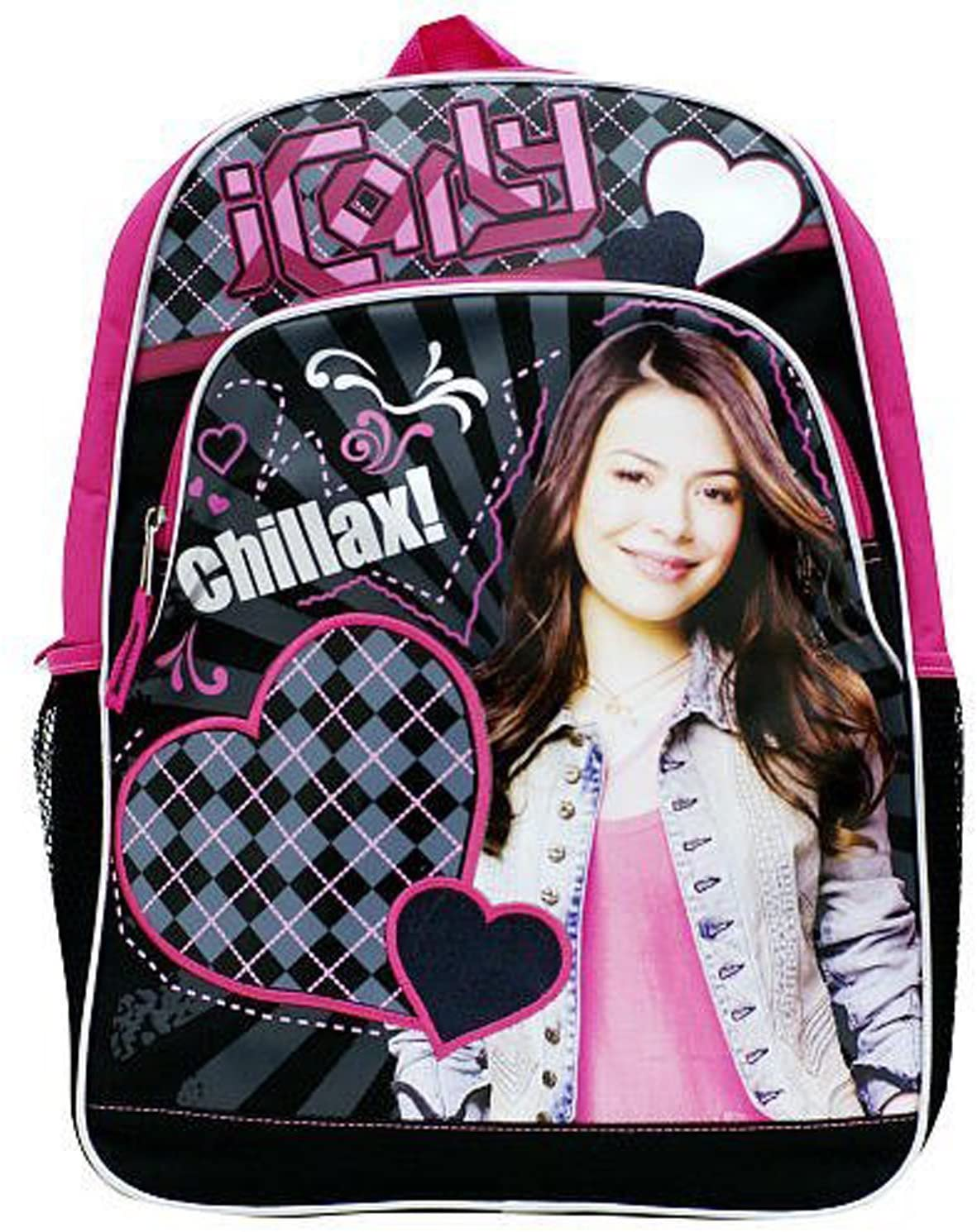 i Carly Large School Bag